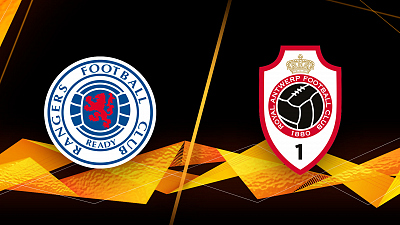 UEFA Europa League - Rangers vs. Antwerp