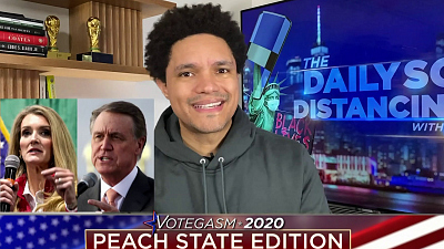 The Daily Show with Trevor Noah'
