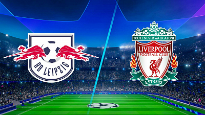 UEFA Champions League - RB Leipzig vs. Liverpool