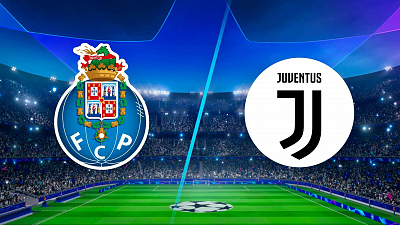 UEFA Champions League - Porto vs. Juventus