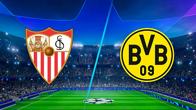UEFA Champions League - Sevilla vs. Dortmund