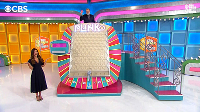 The Price Is Right - The Price Is Right Super Bowl Plinko