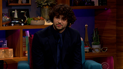 The Late Late Show with James Corden - 2/10/21 (Noah Centineo, Madison Cunningham)