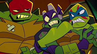 Rise of the Teenage Mutant Ninja Turtles'