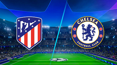 UEFA Champions League - Atlético Madrid vs. Chelsea