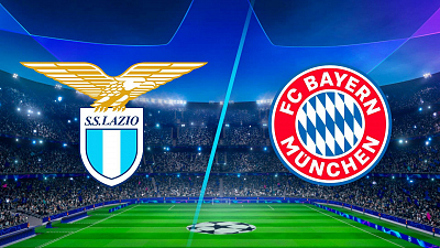 UEFA Champions League - Lazio vs. Bayern