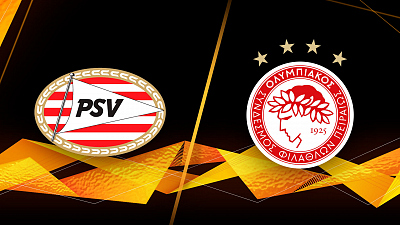 UEFA Europa League - PSV vs. Olympiacos