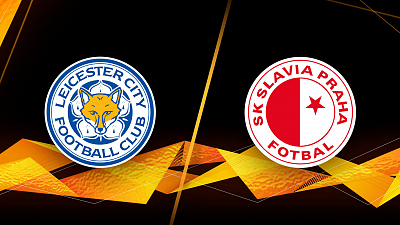 UEFA Europa League - Leicester City vs. Slavia Praha