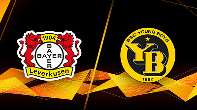 UEFA Europa League - Leverkusen vs. Young Boys