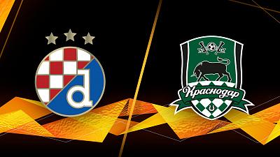 UEFA Europa League - Dinamo Zagreb vs. Krasnodar