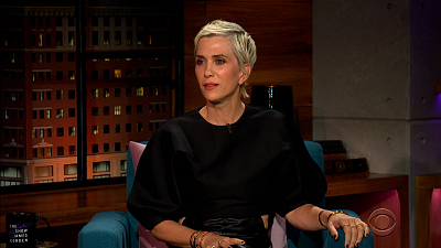 The Late Late Show with James Corden - 2/22/21 (Kristen Wiig, Annie Mumolo, Masego and Don Toliver)