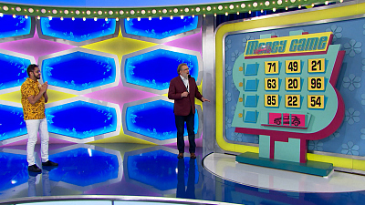 The Price Is Right - 3/5/2021