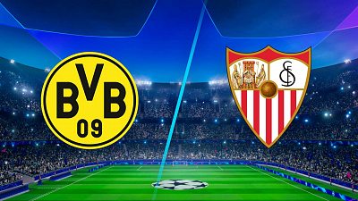 UEFA Champions League - Dortmund vs. Sevilla