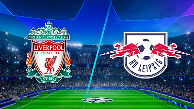 UEFA Champions League - Liverpool vs. RB Leipzig