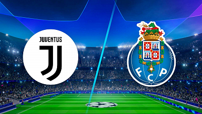 UEFA Champions League - Juventus vs. Porto