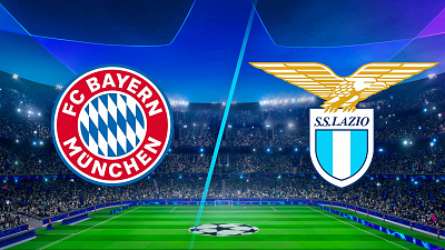 UEFA Champions League - Bayern vs. Lazio