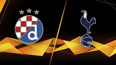 UEFA Europa League - Dinamo Zagreb vs. Tottenham