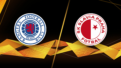 UEFA Europa League - Rangers vs. Slavia Praha
