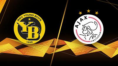 UEFA Europa League - Young Boys vs. Ajax