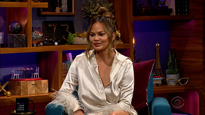 The Late Late Show with James Corden - 3/25/21 (Chrissy Teigen, NEEDTOBREATHE)