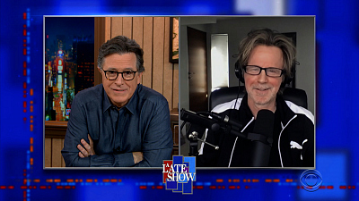 The Late Show with Stephen Colbert - 3/23/21 (Dana Carvey, Imagine Dragons)