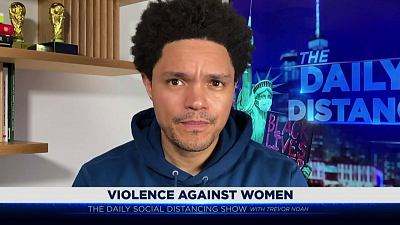 The Daily Show with Trevor Noah - The Daily Social Distancing Show - March 24, 2021