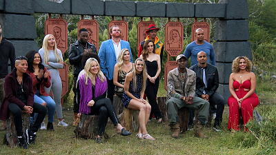 The Challenge: All Stars - Legends Never Die