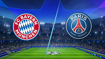 UEFA Champions League - Bayern vs. PSG