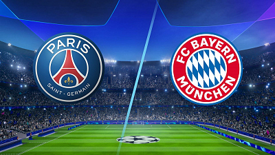 UEFA Champions League - PSG vs. Bayern