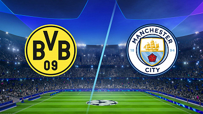 UEFA Champions League - Dortmund vs. Man. City