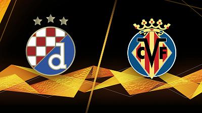 UEFA Europa League - Dinamo Zagreb vs. Villareal