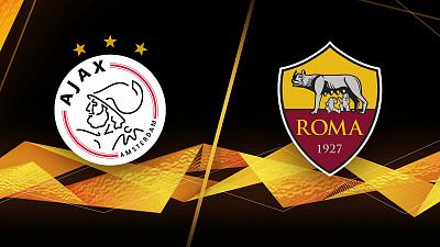UEFA Europa League - Ajax vs. Roma