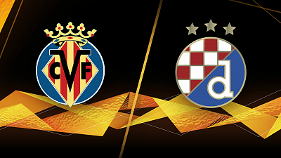 UEFA Europa League - Villareal vs. Dinamo Zagreb