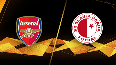 UEFA Europa League - Arsenal vs. Slavia Praha