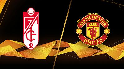 UEFA Europa League - Granada vs. Man. United