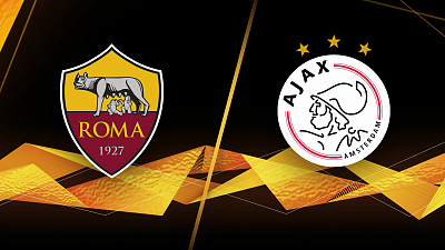 UEFA Europa League - Roma vs. Ajax