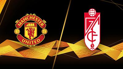 UEFA Europa League - Man. United vs. Granada