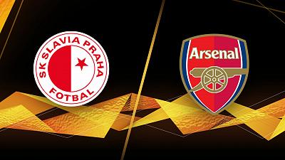 UEFA Europa League - Slavia Praha vs. Arsenal