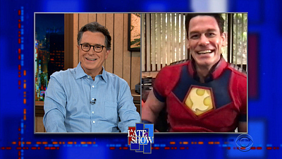 The Late Show with Stephen Colbert - 4/5/21 (John Cena, Sen. Tammy Duckworth)