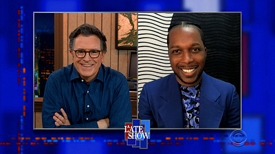 The Late Show with Stephen Colbert - 4/7/21 (Leslie Odom Jr, Michio Kaku)