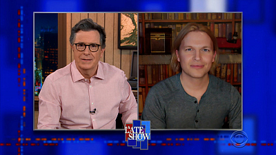 The Late Show with Stephen Colbert - 4/6/21 (Ronan Farrow, Brandi Carlile)