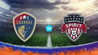 National Women's Soccer League - NC Courage vs. Washington Spirit