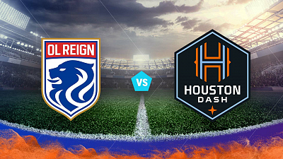 National Women's Soccer League - OL Reign vs. Houston Dash