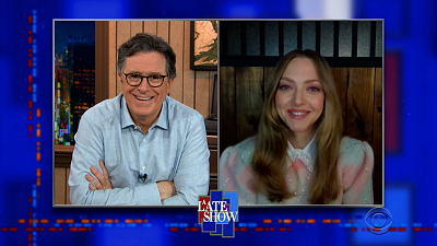 The Late Show with Stephen Colbert - 4/16/21 (Amanda Seyfried, Ashley McBryde)