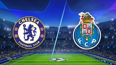 UEFA Champions League - Chelsea vs. Porto