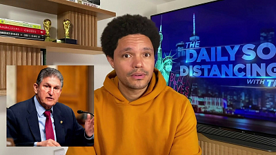 The Daily Show with Trevor Noah - The Daily Social Distancing Show - April 13, 2021