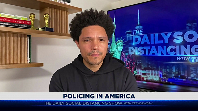 The Daily Show with Trevor Noah - The Daily Social Distancing Show - April 14, 2021