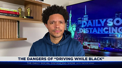 The Daily Show with Trevor Noah - The Daily Social Distancing Show - April 15, 2021