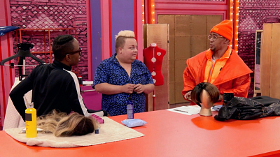 RuPaul's Drag Race All Stars Untucked'