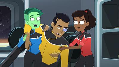 Star Trek: Lower Decks'